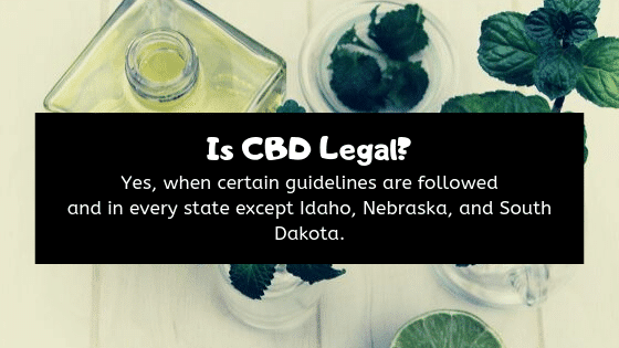 CBD Laws Nebraska