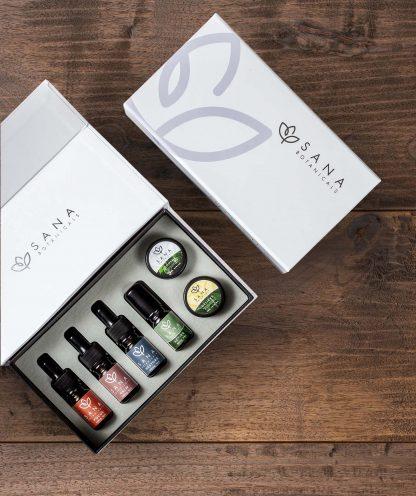 Sana Botanicals Gift Set