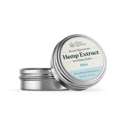 forest remedies cbd balm